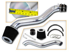 BCP BLACK 94-97 Accord 2.2L L4 Short Ram Air Intake Induction Kit + Filter