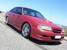 VN COMMODORE LOWER BODY KIT IN GROUP A SS STYLE