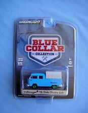 2017 Greenlight   BLUE COLLAR  Volkswagen Doka Double Cab   Chase   RP