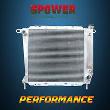 2-Row/CORE Aluminum Radiator For Ford Ranger 85-94 2.0L 2.3L Mazda B2300 2.3L 94