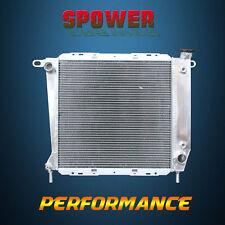 2-Row/CORE Aluminum Radiator For Ford Ranger 85-94 2.0L 2.3L Mazda B2300 2.3L 94