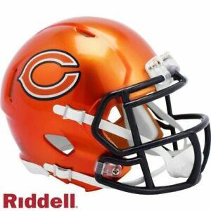 Chicago Bears Flash Alternate Riddell Speed Mini Helmet New in box