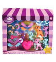 Decorated PlaySet Toy Pony Design