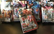 Transformers Power of the Primes Prime Masters lot of 5