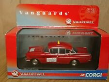 Corgi VA06409 Vauxhall Cresta Access Taxi's Ltd Edition of 3500