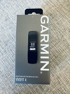 Garmin Vivofit 4 - Black (Large) BNIB