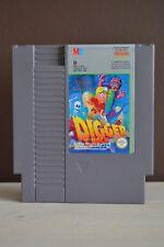 DIGGER T. ROCK (PAL B FRA) - NINTENDO NES