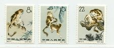 PRC S-60 Golden Haired Monkey mint never hinged
