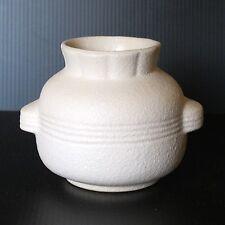 Raynham Speckle Glaze Slipcast Stub Vase Pattern #15 by Ray Cook Pottery c.1950s
