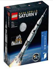 Lego Ideas 21309 NASA Apollo Saturn V - &