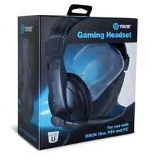 U Youse Gaming Headset Xbox One, PS4, And PC, With Built In Mic - headphones New