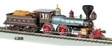 "HO Scale WESTERN & ATLANTIC ""TEXAS"" 4-4-0 OLD TIME DCC Ready BACHMANN New 51004"