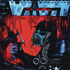 VOIVOD - War And Pain - CD