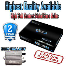 Insignia 08-on HID Kit Smart Canbus H7 Metal Bulbs - 2 Year Warranty