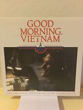 GOOD MORNING VIETNAM SOUNDTRACK LP - SP 3913 1987 ROBIN WILLIAMS