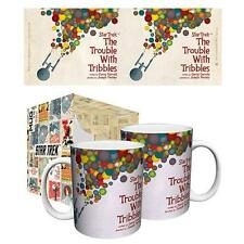 STAR TREK TOS Licensed Episode 44 TROUBLE WITH TRIBBLES Poster 11oz CERAMIC MUG