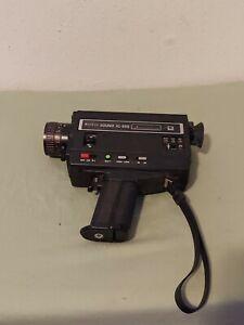 Vintage Sankyo Video Movie Camera,  Sound XL-40S, Black