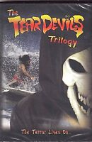 New! THE TEAR DEVILS TRILOGY DVD Rare 90's Surf Surfing Video FREE SHIPPING!