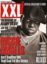 XXL Magazine - NOTORIOUS B.I.G. - April 2004 (Special Collector's Issue) ~ RARE~