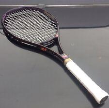 "Dunlop Graphite 617 Tennis Racquet Mid+Widebody 4 3/8"" Grip $27.99"