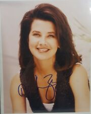 DAPHNE ZUNIGA Signed Autographed 8x10 Photo movie picture SPACEBALLS MELROSE PL