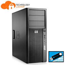 HP Z200 Workstation Tower i7-880 @3.06GHz, 8GB, 500GB, AMD FIrePro V3800