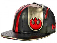 Star Wars 59 Fifty pilote Xwing Squadron Leader par NewEra Taille 7 1/8 Ltd Ed CAP