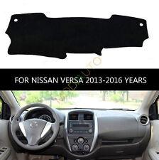 For NISSAN VERSA 2012 - 2017 Inner Dashboard Dash Mat DashMat Sun Cover Pad