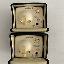 New listing Lot Of 2 Medela Pump In Style Advanced Breast Pump - Motors Only + Bags