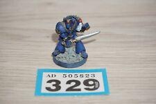 Rogue Trader Warhammer 40k Space Marine Librarian LOT 329 - Metal