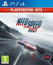 NEED FOR SPEED RIVALS  PS4 PAL ESPAÑA NUEVO  PRECINTADO 4 CASTELLANO ESPAÑOL