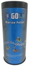 Go Aquarium  Marine Fish Food Pellets 5.3 oz / 150 gm