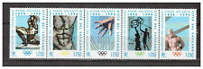 S10058) Vatican MNH 1996, Modern Olympics 5v