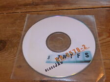 GLASSJAW - Everything You Ever Wanted To Know About Silence  !RARE CD PROMO!!!