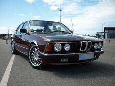 BMW 7 E23 4 portes limousine 1976-1986 Deflecteurs de vent 2 pcs HEKO Bulles