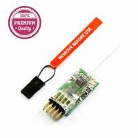 4100E 2.4G 4-Channel Micro Receiver DSM2 / DSMX For JR / SPEKTRUM 100% Test Well