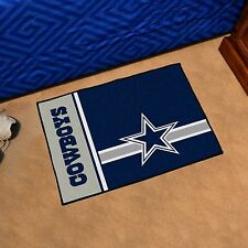 "Dallas Cowboys Uniform Inspired 19"" X 30"" Starter Area Rug Mat"