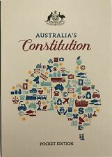 Australian Constitution Pocket Edition + Solicitor Summary Official