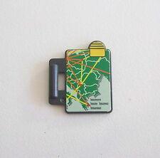 PLAYMOBIL (C428) AEROPORT - Tablette Itinéraire Trajet Voyage Bus 3169