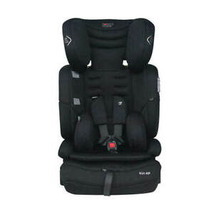 Mother's Choice Kin Convertible Booster Seat (1-8 years) Air Protect, NEW