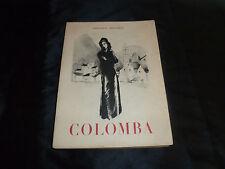 colomba prosper merimée edition du pantheon 2000 exemplaires 1946