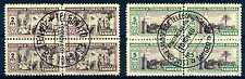 SPAIN-TANGIER - SPAGNA-TANGERI - 1946 - Francobolli di beneficenza.Quartina.R443