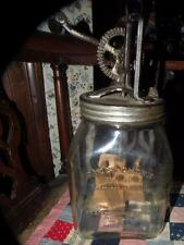ANTIQUE DAZEY BUTTER CHURN # 40