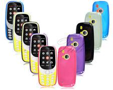 Fundas y carcasas Para Nokia 3310 color principal negro para teléfonos móviles y PDAs Nokia