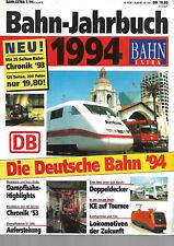 Bahn Jahrbuch 1994 (Bahn Extra 1/1994)