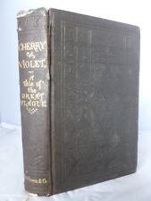 Cherry & Violet-eine Geschichte der großen Pest-Anne Manning-Zweite Edition HB