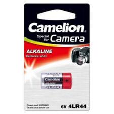 Camelion - Piles alcalines 4lr44 6v (sans Mercure)