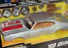 ERTL 1969 OLDSMOBILE 442 ASSEMBLY MODEL KIT 1/18 BODY SHOP SERIES VHTF