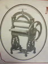 1 12 Scale Dolls House Kit Furniture Tudor Chair Mc65