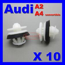 AUDI A2 A4 CABRIOLET CONVERTIBLE DOOR CARD CLIPS TRIM PANEL INTERIOR PLASTIC